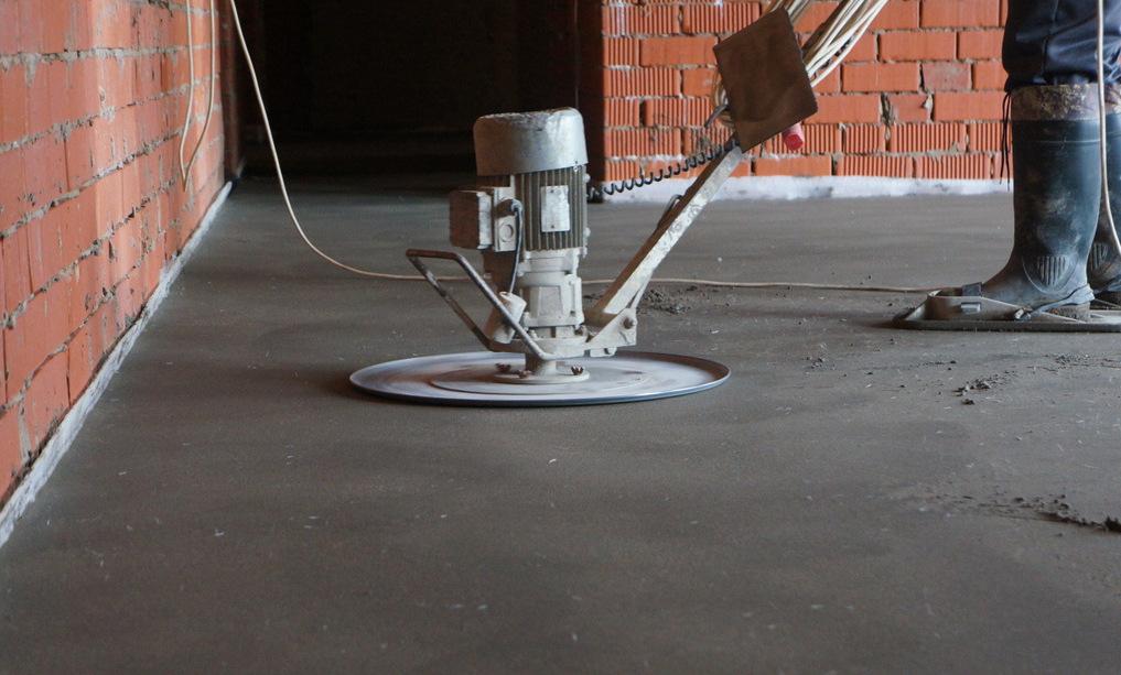 шлифовка бетона своими руками способы и инструменты