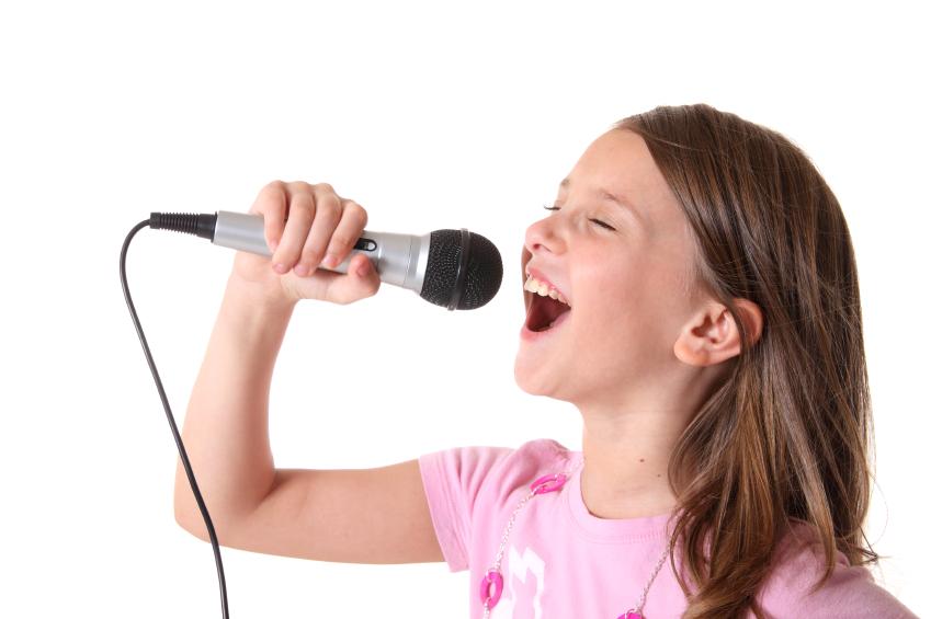 Картинки вокал для детей